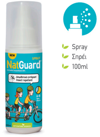 Nat Guard spray