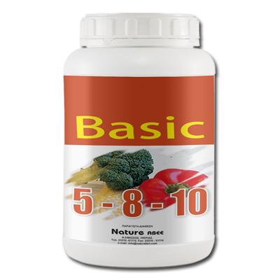 Basic 5-8-10 υγρό σύνθετο λίπασμα lipasma